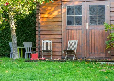 Woodcraft Timber Garden Sheds